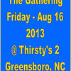 2013 The Gathering :