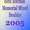 2005 Beth Mitchell Mixed Doubles :