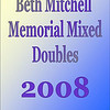 2008 Beth Mitchell Mixed Doubles :