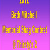 2012 Beth Mitchell Mixed Doubles :