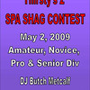 2009 Thirsty's 2 SPA Shag Contest - May :