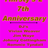 2009 Thirsty's 2 Anniversary Party : 7th Anniversary Party