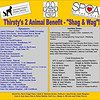 2013 Thirsty's 2 Animal Benefit :