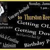 Thurston Reeders 65th Birthday Party :
