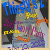 2010 Thirsty's 2 Vinyl Party - July 10 :
