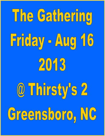 2013 The Gathering