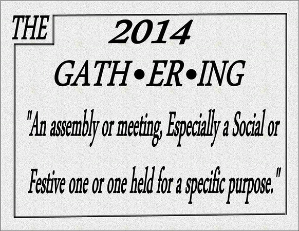 2014 The Gathering @ Thirsty's 2