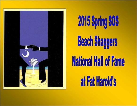 2015 Spring SOS - HOF at Fat Harold's