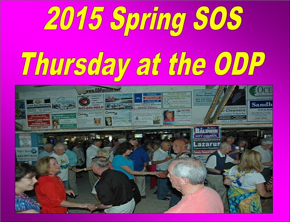 2015 Spring SOS - Thursday at the ODP