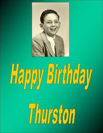 Thurston Reeder's 67th Birthday Bash