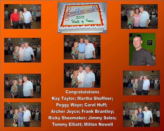 2013 Wall of Fame Induction